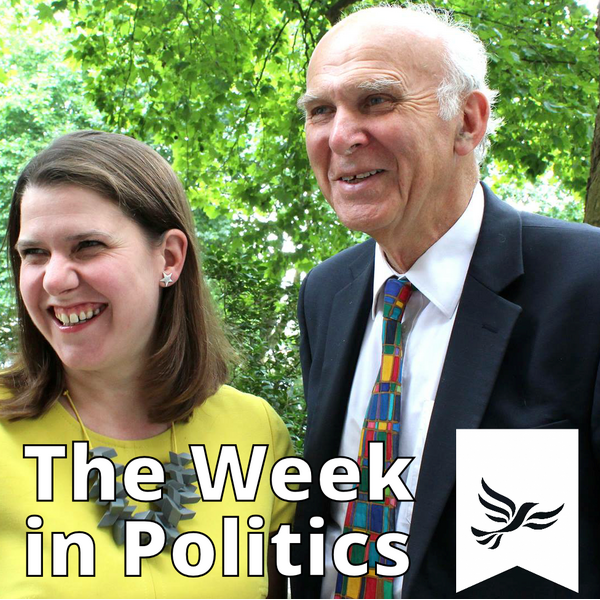The Week in Politics - Jo Swinson and Vince Cable