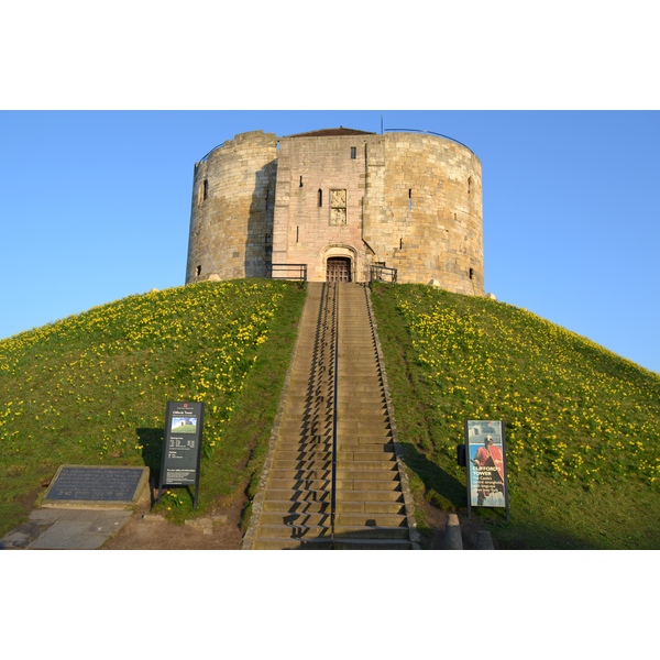Clifford's Tower - York - Spring Conference - 9th March 2014