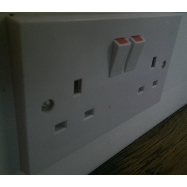 Electricity (power) socket