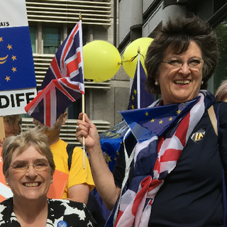 Lib Dems on the March for Europe in September 2016