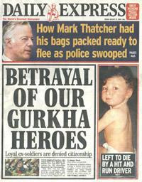 Daily Express, 27 August 2004