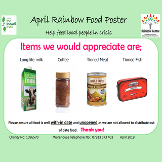 Shepway Foodbank How To Donate And How To Get Help